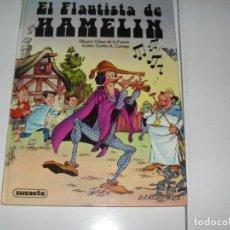 Tebeos: EL FLAUTISTA DE HAMELIN.EDICIONES SUSAETA,AÑO 1987.. Lote 289410618
