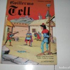 Tebeos: GUILLERMO TELL.EDICIONES SUSAETA,AÑO 1987.. Lote 289410938