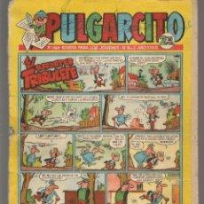 Tebeos: PULGARCITO. Nº 1464. PÁGINAS CENTRALES EL CAPITÁN TRUENO, A COLOR. BRUGUERA. 1959. (C/A101). Lote 289414878