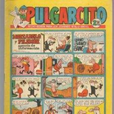 Tebeos: PULGARCITO. Nº 1547. PÁGINAS CENTRALES EL CAPITÁN TRUENO, A COLOR. BRUGUERA. 1960. (C/A101). Lote 289415233