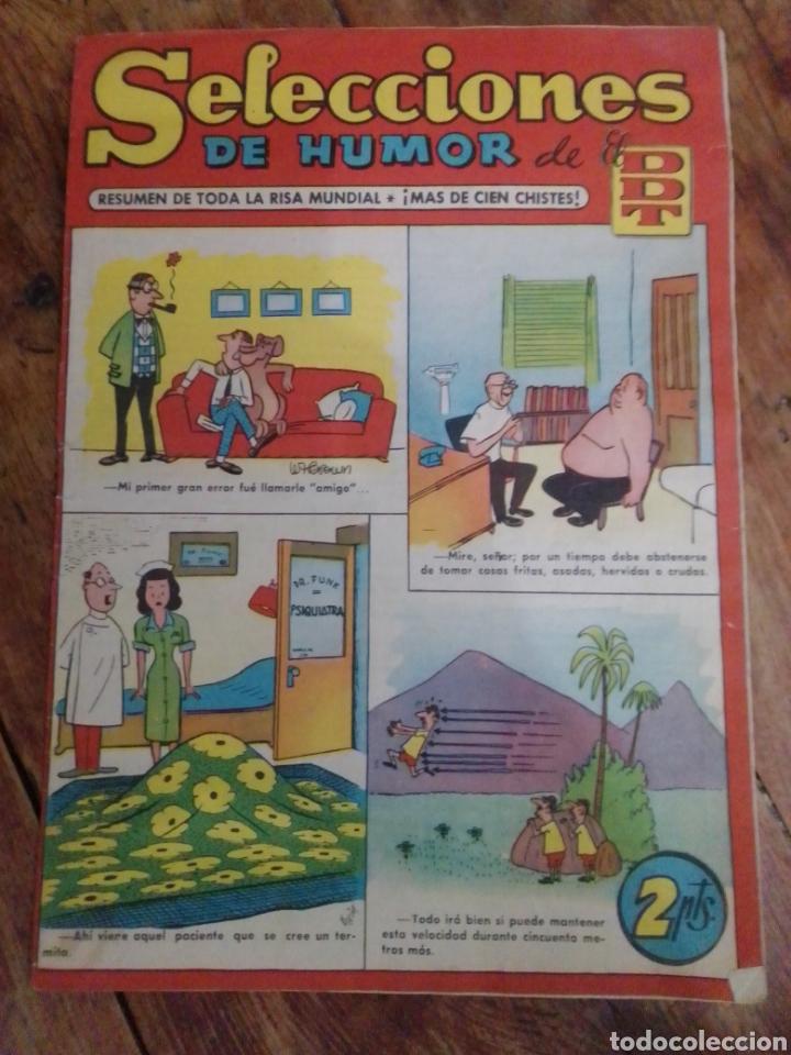 SELECCIONES DE HUMOR DE EL DDT NÚMERO 13 (Tebeos y Comics - Bruguera - DDT)