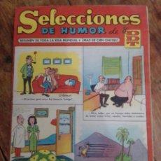 Tebeos: SELECCIONES DE HUMOR DE EL DDT NÚMERO 13. Lote 289435388
