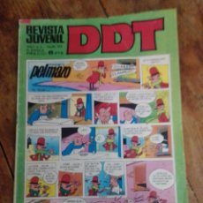 Tebeos: DDT NÚMERO 194. Lote 289436663