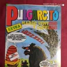 Tebeos: PULGARCITO. Nº 24. EXTRA. MARZO VENTOSO Y LLUVIOSO. BRUGUERA. Lote 289452213