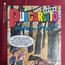 Tebeos: PULGARCITO. Nº 40. EXTRA OTOÑO EN JA, JA, JA. 1983. BRUGUERA. Lote 289453028