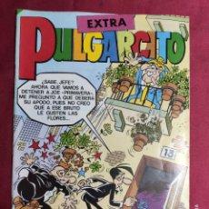 Tebeos: PULGARCITO. Nº 53. ¡LLEGA LA PRIMAVERA!. 1984. BRUGUERA. Lote 289454053
