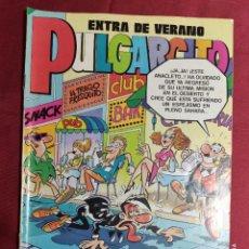 Tebeos: PULGARCITO EXTRA DE VERANO. 1984. BRUGUERA. Lote 289454518