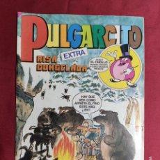 Tebeos: PULGARCITO. Nº 74. EXTRA RISA CONGELADA. 1985. BRUGUERA. Lote 289455298