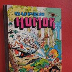 Tebeos: SUPER HUMOR - VOLUMEN XIV - MORTADELO Y FILEMÓN Y ZIPI Y ZAPE - 5ª ED. BRUGUERA 1984.. Lote 289494943
