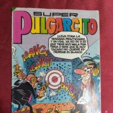 Tebeos: SUPER PULGARCITO. Nº 147. CON PÓSTER CENTRAL DE MORTADELO. 1983. BRUGUERA. Lote 289515393