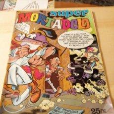 Livros de Banda Desenhada: SUPER MORTADELO NÚMERO 40 1975. Lote 289525493