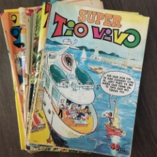Livros de Banda Desenhada: LOTE DE 9 SUPERTIOVIVO,DINDAN,JAIMITO,PULGARCITO. Lote 289598063