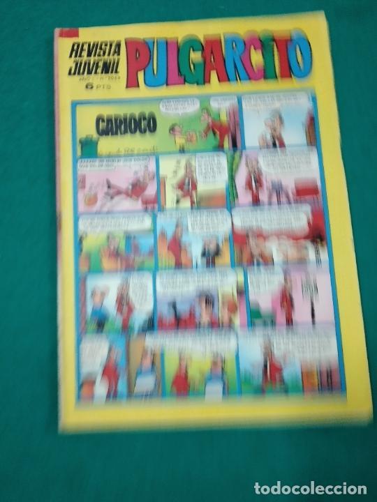 PULGARCITO Nº 2064 (Tebeos y Comics - Bruguera - Pulgarcito)
