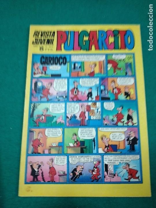 PULGARCITO Nº 2018 (Tebeos y Comics - Bruguera - Pulgarcito)