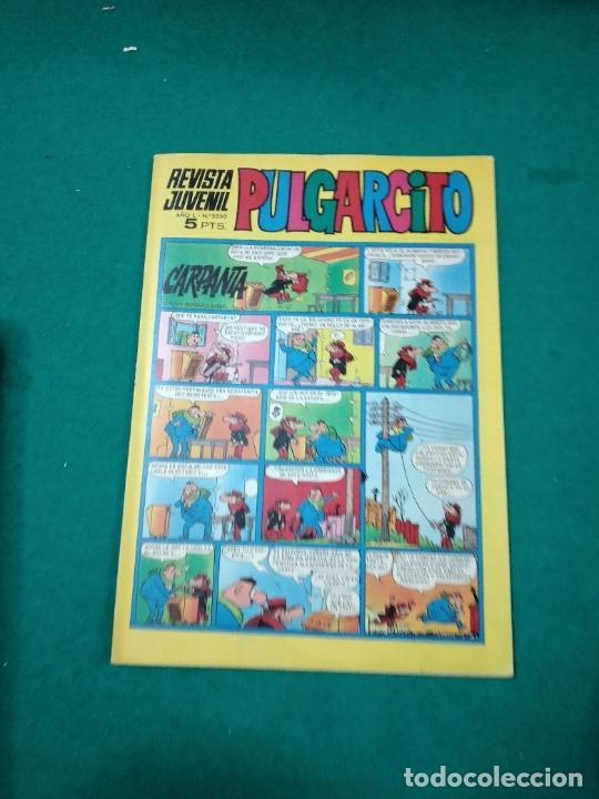 PULGARCITO Nº 2030 (Tebeos y Comics - Bruguera - Pulgarcito)