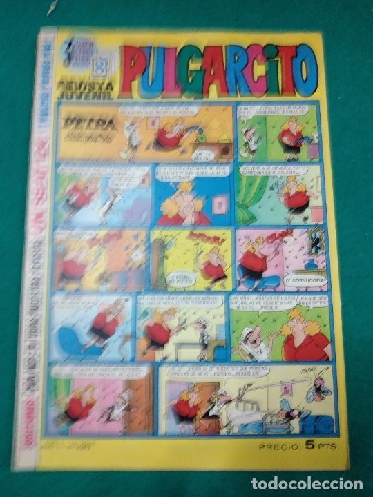 PULGARCITO Nº 2042 (Tebeos y Comics - Bruguera - Pulgarcito)