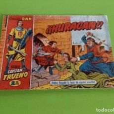 Tebeos: CAPITAN TRUENO- Nº 13 - ORIGINAL- C.DAN - 1,25 PTS. Lote 289848448