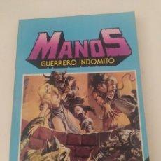 Tebeos: MANOS SELECCION 2.RETAPADO GRAPA 7-12.EDITORIAL BRUGUERA,,AÑO 1983.. Lote 289881108