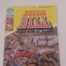 Tebeos: BUFFALO BILL 9.EDITORIAL BRUGUERA,,AÑO 1983.. Lote 289882138