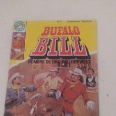 Tebeos: BUFFALO BILL 7.EDITORIAL BRUGUERA,,AÑO 1983.. Lote 289882283