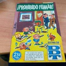 Tebeos: DDT EXTRA PROHIBIDO FUMAR (ORIGINAL BRUGUERA) (COIB207). Lote 289901363