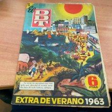 Tebeos: DDT EXTRA VERANO 1963 (ORIGINAL BRUGUERA) (COIB207). Lote 289901858