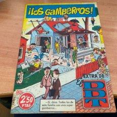 Tebeos: DDT EXTRA LOS GAMBERROS (ORIGINAL BRUGUERA) (COIB207). Lote 289902113