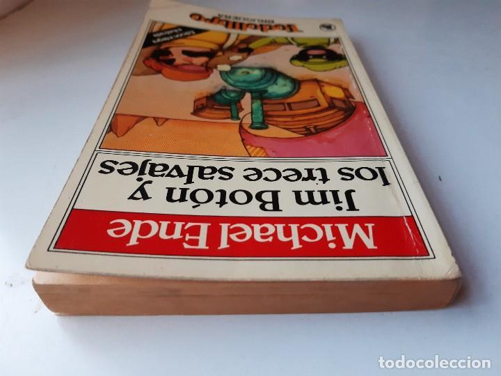 Tebeos: JIM BOTON Y LOS TRECE SALVAJES EDICION INTEGRA E ILUSTRADA Michael Ende Bruguera 1 edicion 1983 - Foto 7 - 289905593