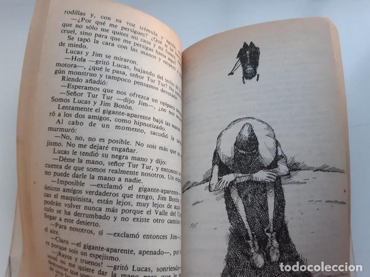 Tebeos: JIM BOTON Y LOS TRECE SALVAJES EDICION INTEGRA E ILUSTRADA Michael Ende Bruguera 1 edicion 1983 - Foto 14 - 289905593