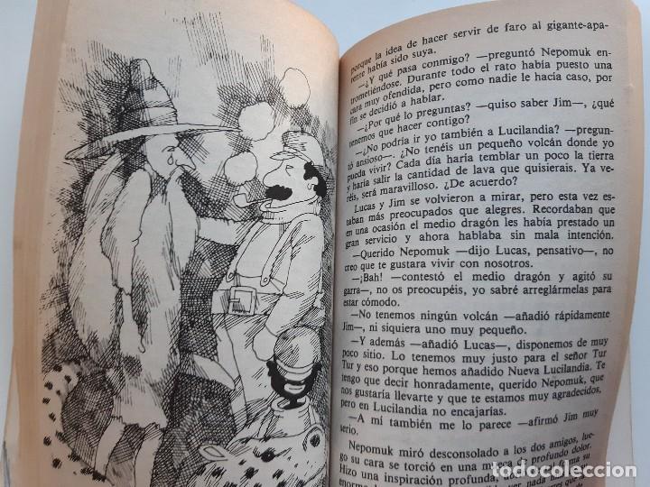 Tebeos: JIM BOTON Y LOS TRECE SALVAJES EDICION INTEGRA E ILUSTRADA Michael Ende Bruguera 1 edicion 1983 - Foto 16 - 289905593