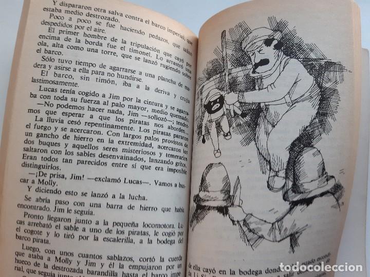 Tebeos: JIM BOTON Y LOS TRECE SALVAJES EDICION INTEGRA E ILUSTRADA Michael Ende Bruguera 1 edicion 1983 - Foto 17 - 289905593