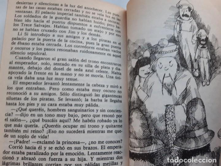 Tebeos: JIM BOTON Y LOS TRECE SALVAJES EDICION INTEGRA E ILUSTRADA Michael Ende Bruguera 1 edicion 1983 - Foto 18 - 289905593