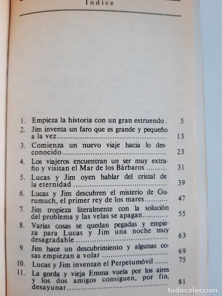 Tebeos: JIM BOTON Y LOS TRECE SALVAJES EDICION INTEGRA E ILUSTRADA Michael Ende Bruguera 1 edicion 1983 - Foto 19 - 289905593