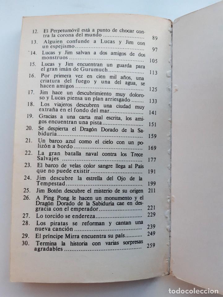 Tebeos: JIM BOTON Y LOS TRECE SALVAJES EDICION INTEGRA E ILUSTRADA Michael Ende Bruguera 1 edicion 1983 - Foto 20 - 289905593