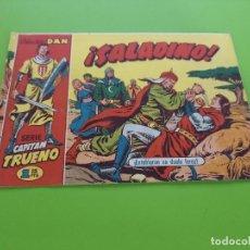 Tebeos: CAPITAN TRUENO- Nº 41 - ORIGINAL- C.DAN - 1,25 PTS. Lote 290002058