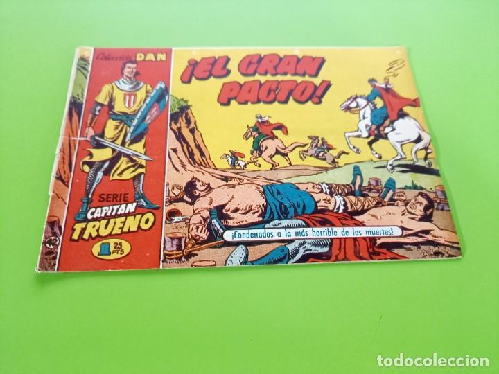 CAPITAN TRUENO- Nº 42 - ORIGINAL- C.DAN - 1,25 PTS (Tebeos y Comics - Bruguera - Capitán Trueno)