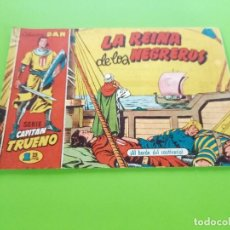 Tebeos: CAPITAN TRUENO- Nº 46 - ORIGINAL- C.DAN - 1,25 PTS. Lote 290002813
