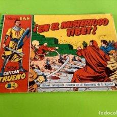 Tebeos: CAPITAN TRUENO- Nº 26 - ORIGINAL- C.DAN - 1,50 PTS. Lote 290029263