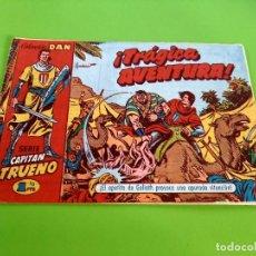 Tebeos: CAPITAN TRUENO- Nº 35 - ORIGINAL- C.DAN - 1,50 PTS. Lote 290029553
