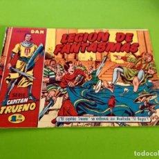 Tebeos: CAPITAN TRUENO- Nº 10 - ORIGINAL- C.DAN - 1,50 PTS. Lote 290030558