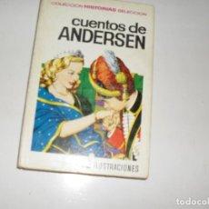Tebeos: HISTORIAS SELECCION:CUENTOS DE ANDERSEN.EDITORIAL BRUGUERA,AÑO 1958.. Lote 290095673