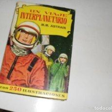Tebeos: HISTORIAS SELECCION:UN VIAJE INTERPLANETARIO.EDITORIAL BRUGUERA,AÑO 1958.. Lote 290096758