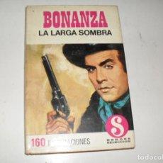 Tebeos: HEROES SELECCION 11 BONANZA LA LARGA SOMBRA.EDITORIAL BRUGUERA,AÑO 1958.. Lote 290100753