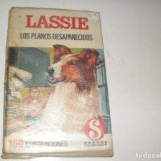 Tebeos: HEROES SELECCION LASSIE 3 LOS PLANOS DESAPARECIDOS.EDITORIAL BRUGUERA,AÑO 1958.. Lote 290101933