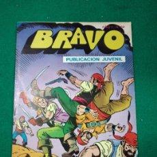 Tebeos: BRAVO Nº 69. AÑO I. EL CACHORRO, Nº 35: EL TRIUNFO DEL HEROE. BRUGUERA, DICIEMBRE 1976. Lote 290444063