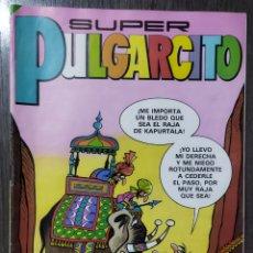 Tebeos: SUPER PULGARCITO N129 BUEN ESTADO. Lote 290476913
