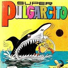 Tebeos: SUPER PULGARCITO-II ÉPOCA- Nº 131 -TROTAMUNDO-ANGUSTIO VIDAL-GIOVANNINI-1982-BUENO-LEA-5627. Lote 290595913