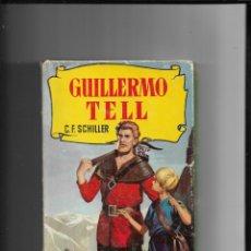 Tebeos: GUILLERMO TELL COLECCIÓN HISTORIAS Nº 64 AÑO 1960 CONTIENE 250 LLUSTRACIONES DE PEDRO ALFEREZ. Lote 291153713