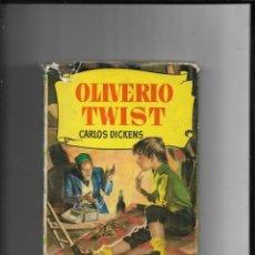 Tebeos: OLIVERIO TWIST COLECCIÓN HISTORIAS Nº 49 AÑO 1963 CONTIENE 250 LLUSTRACIONES DE DARNIS. Lote 291172678