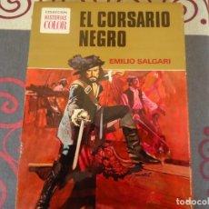 Tebeos: EL CORSARIO NEGRO. Lote 291202128